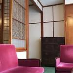 万平ホテル - アルプス館の部屋