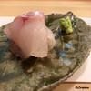 キンパイ トウキョウ - 料理写真:放血神経締め10日間熟成のノドグロの造り