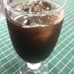 驛カフェ with ふくしまカフェ - アイスコーヒー