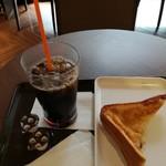 サンマルクカフェ - モーニング 313円