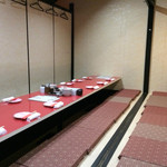 高松個室居酒屋 酒と和みと肉と野菜 - 店内