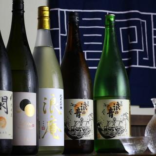 【都内でも珍しい】佐々木酒造直送!こだわりの日本酒ここにあり