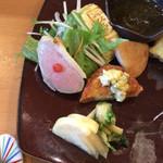 片町 弥ひろ - アップ〜♪、コロッケみたいなのはハッシュドポテト