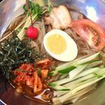 焼肉レストラン大将軍 - 料理写真:朝鮮冷麺