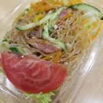 どんぐり - 料理写真:春雨サラダ 172円