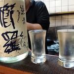 日本酒の店 はなきん - 2017年7月 櫛羅