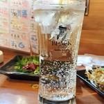 日本酒の店 はなきん - 2017年7月 ハイボール