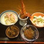 70820615 - 前菜五種盛り1100円