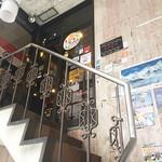 ルンビニ - 外観(2F入口)