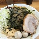 ハイマウント - 料理写真:【2017.7.28】たれそば(並)¥800