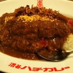 渋谷ハチカレー - 渋谷ハチカツカレー(大盛り) 850円