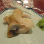 鮨 かわの - つぶ貝