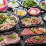 とんちゃん・ホルモン焼 石川屋 南安城店