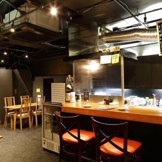 歌舞伎町の新たな隠れ家的な大人な空間