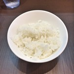 麺屋りゅう - ごはん(ランチライム無料)