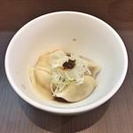麺屋りゅう - 水餃子