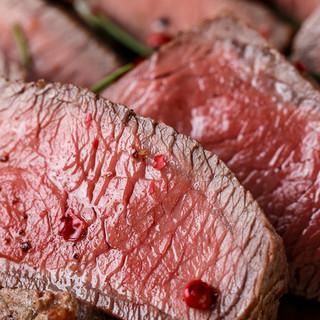 ヘルシーな赤身肉♪