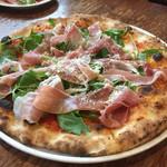 大衆イタリア食堂 アレグロ - アレグロペアランチ(3名)@6,050 ピッツァ