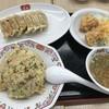 餃子の王将 - 料理写真:チャーハンセット