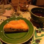 ア・ラ・カンパーニュ - ケーキと紅茶