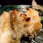梨庵 - *アマダイの鱗焼き好きなのです、鱗がカリカリで美味しい。