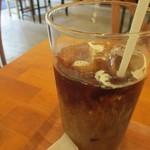 えだおね - アイスコーヒー250円