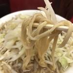 ラーメン二郎 - 料理写真:
