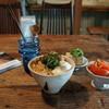 56cafe/bar - 料理写真:麹納豆モーニング!(2017.7.31)