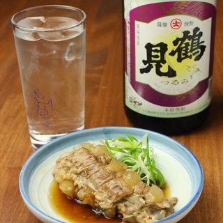 日本酒、焼酎豊富にご用意!