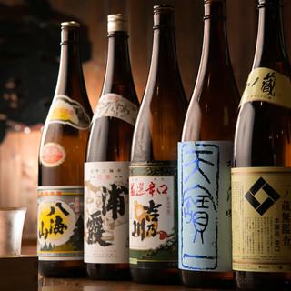 【一合350円~】日本酒祭開催中☆