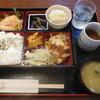 レストラン松 - 料理写真:日替り ¥788-