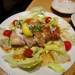 松島 - 鶏の旨塩焼き 710円+税