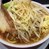 本場博多とんこつラーメン神 - 料理写真:こってりもやしそば(麺大盛)