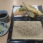 Nanaya - 天せいろ 950円