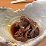 島田屋 - 料理写真:きも煮