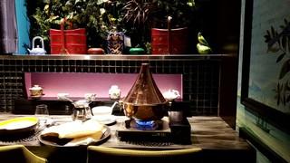 御膳房 Garden - 雲南キノコ火鍋(美肌美顔ベース):6,480円