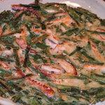 周王山 - 香ばしい魚介チヂミ