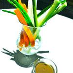 バラクーダ - 野菜スティックバーニャカウダソース