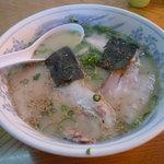 喜龍軒 - チャーシュー麺