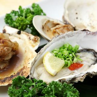 安い!けど料理は新鮮魚貝で美味い!