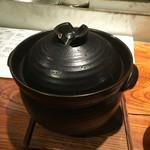 炭火割烹 蔓ききょう - 土鍋ご飯