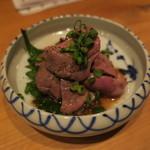 70844359 - 美桜鶏レバーオイル漬け