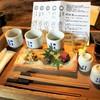 酒游館 - 料理写真:利き酒セット 1,500円