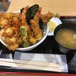 日本橋天丼 金子屋 - 江戸前天丼