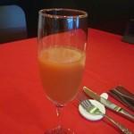 70846185 - シチリア産オレンジジュース