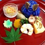 日本料理 花月 - 前菜