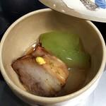 日本料理 花月 - 炊合せ