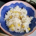 日本料理 花月 - 御飯