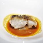 KEISUKE MATSUSHIMA - 鱈のブイヤベース仕立て