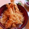 三勝 - 料理写真:海老天丼